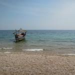 Lake Tanganyika Beach at Gombe