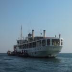 Bye, MV Liemba