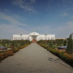 Nukus Government Building