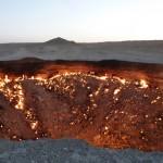 Darvaza Gas Crater 1
