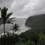 Pololu Valley Lookout Point 1